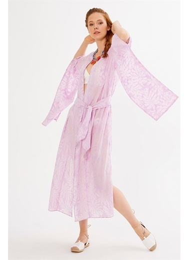 Just like you Kimono Lila